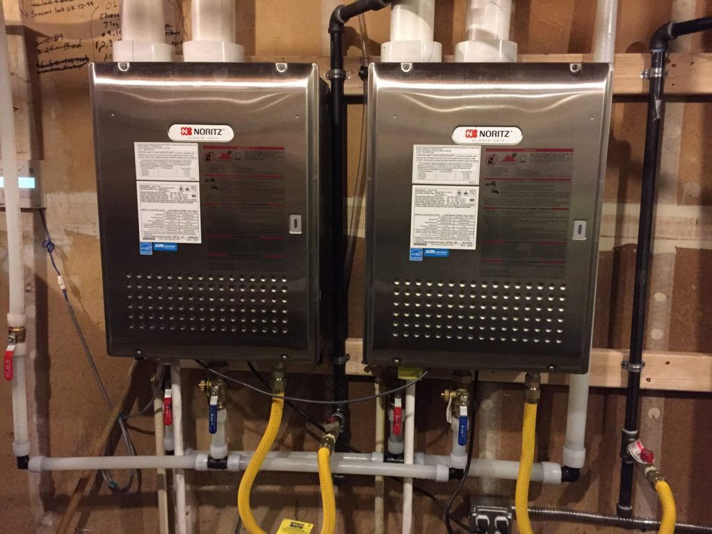 tankless water heaters in vancouver washington, Tankless Water Heater Install