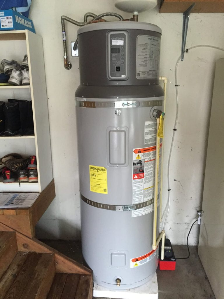 Water Heater Installation in Vancouver Washington, Water Heater Install
